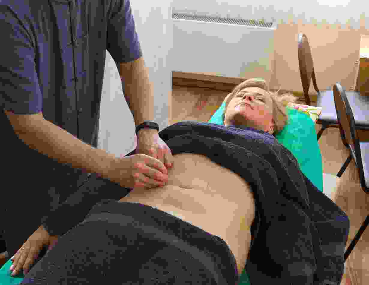 Abdominal Acupuncture